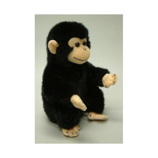 Apen knuffels chimpansee 20 cm