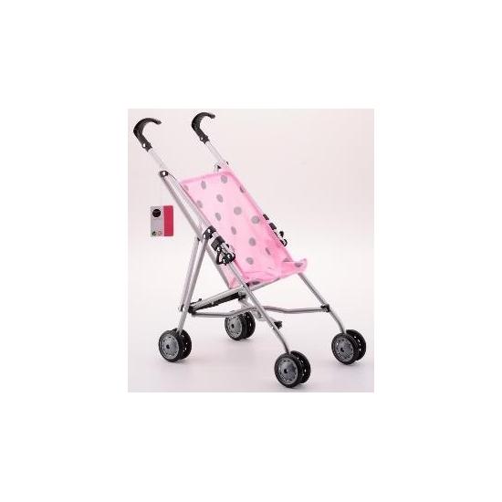 Baby buggy voor poppen