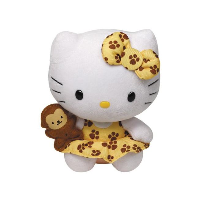 Beanie knuffels Hello Kitty 15 cm