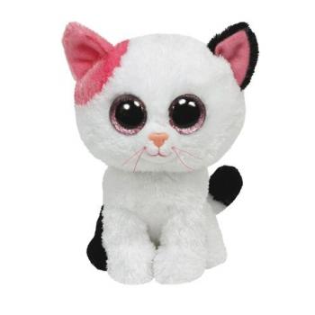 Beanie knuffels kitten 15 cm