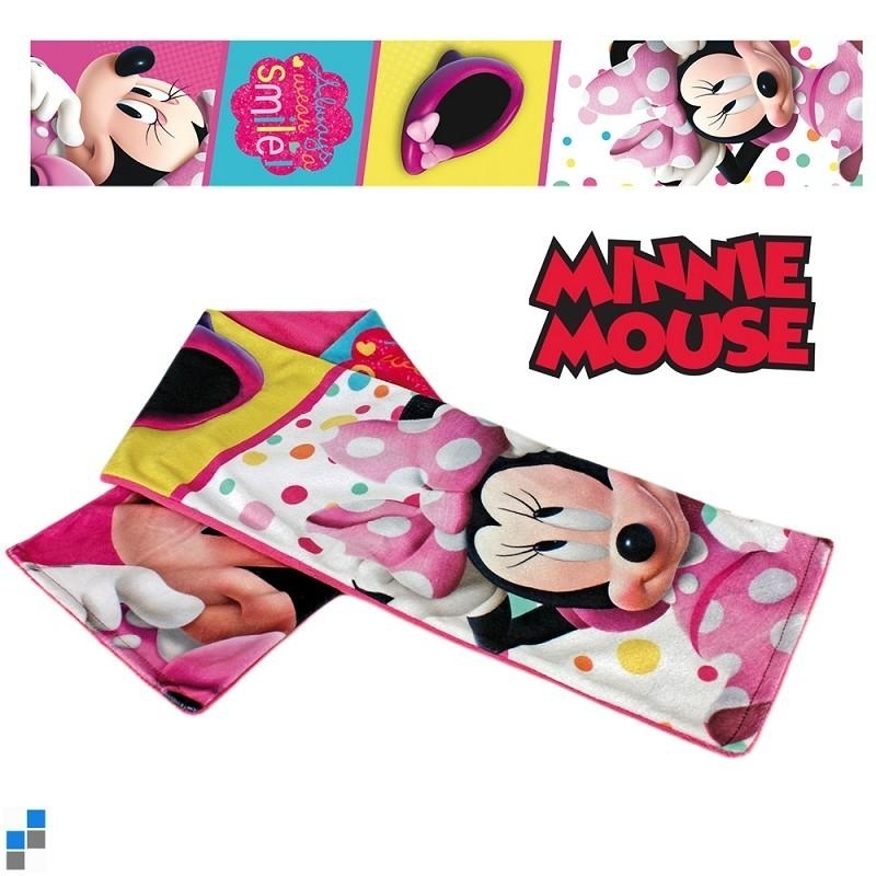Kinder winter sjaal Minnie Mouse