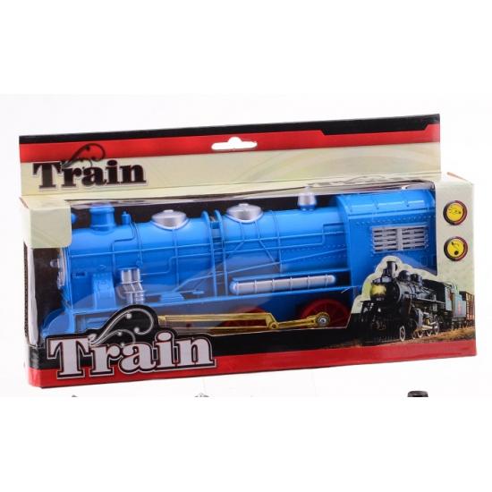 Speelgoed treinen met licht en geluid