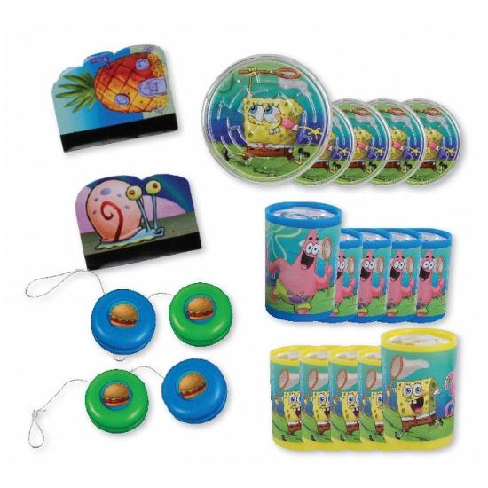 Spongebob Grabbelton Vulling Trampoline winkel kopen