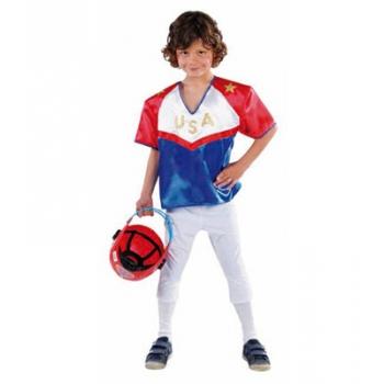 American Football t-shirt en broek