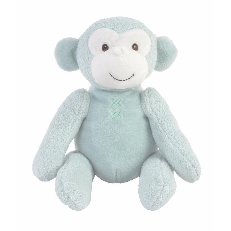 Baby knuffel aap Marlo 17 cm