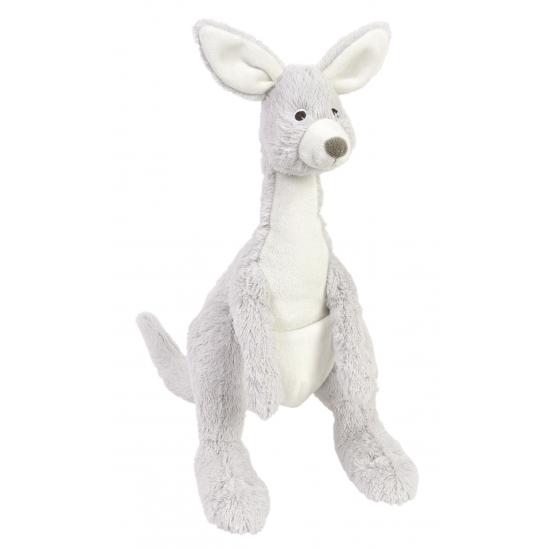 Baby knuffel kangoeroe Kayo 28 cm