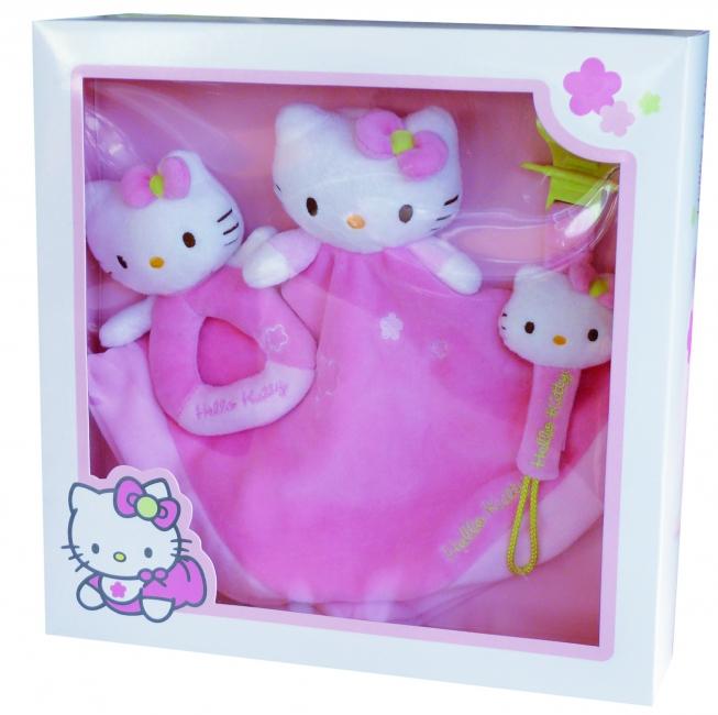 Baby kraamkado set Hello Kitty