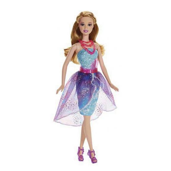 Barbie blauw BLP27