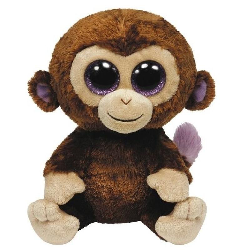 Beanie knuffels apen 42 cm