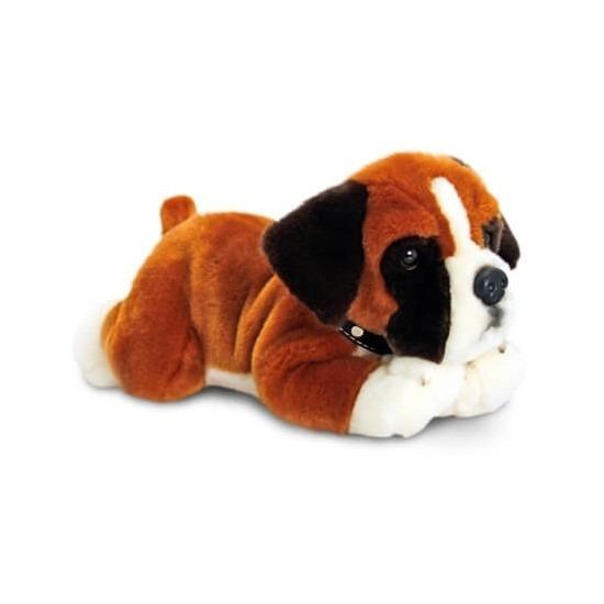 Bruine boxer puppy 35 cm