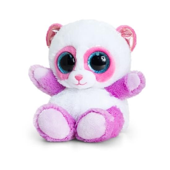 Cartoon pandas knuffeltje 15 cm