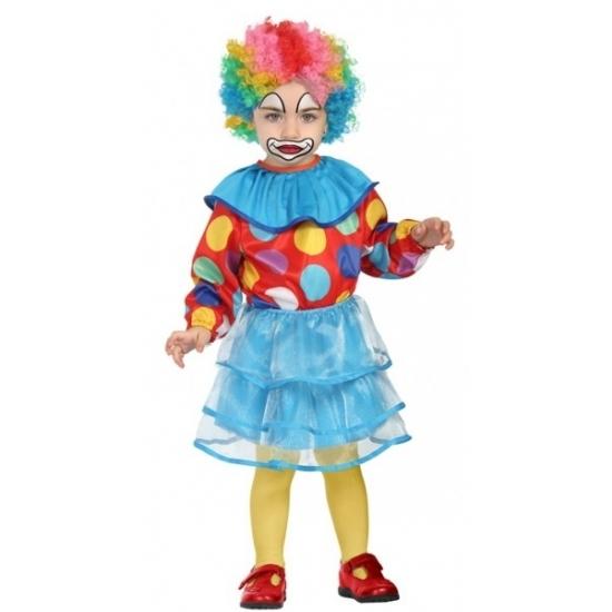 Clown meisjes pakjes voor baby en peuters