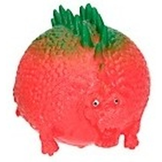 Dino World splash figuurtje rood groen 5 cm Dino World beste prijs