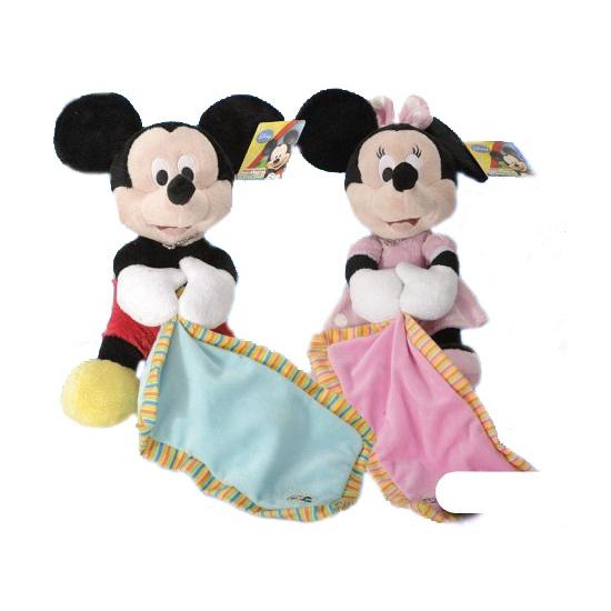 Disney Minnie Mouse knuffeldoek 25 cm