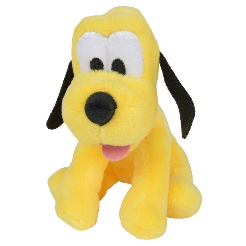 Disney pluche Pluto knuffel 20 cm