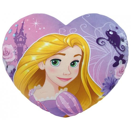 Disney Rapunzel hartvormige kussens