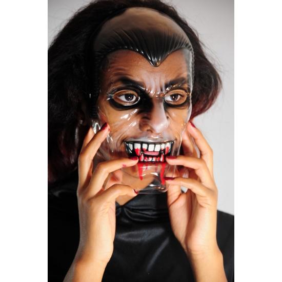 Dode Man Masker Dracula