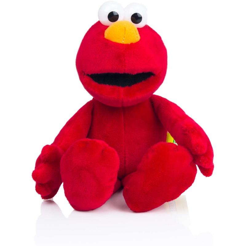 Elmo Sesamstraat pluche knuffel 25 cm speelgoed