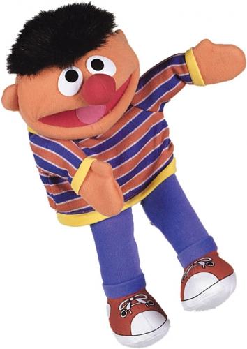 Ernie handpop 35 cm