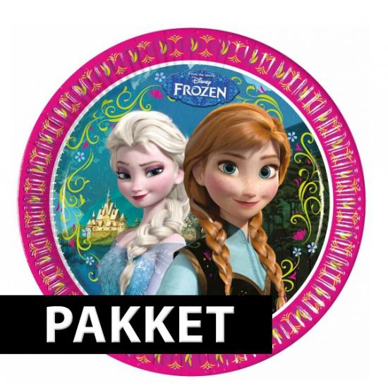 Frozen party pakket
