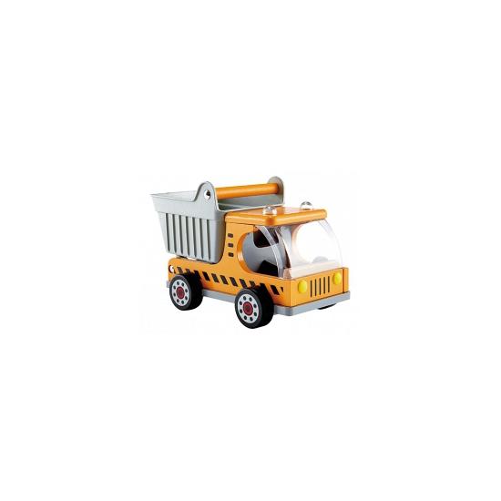 Speelgoedvoertuigen Geen Gele kiepwagen 26 x 14.5 x 16.5 cm