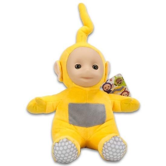 Gele Teletubbies Laa Laa speelgoed knuffel/pop 26 cm