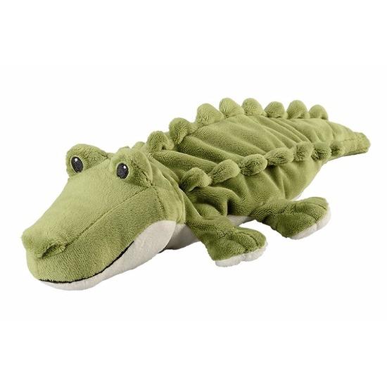 Geurknuffel krokodil groen