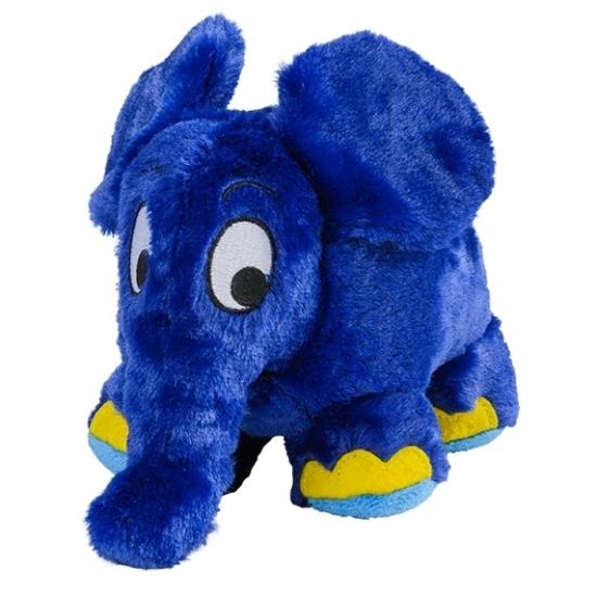 Geurknuffel olifantje blauw