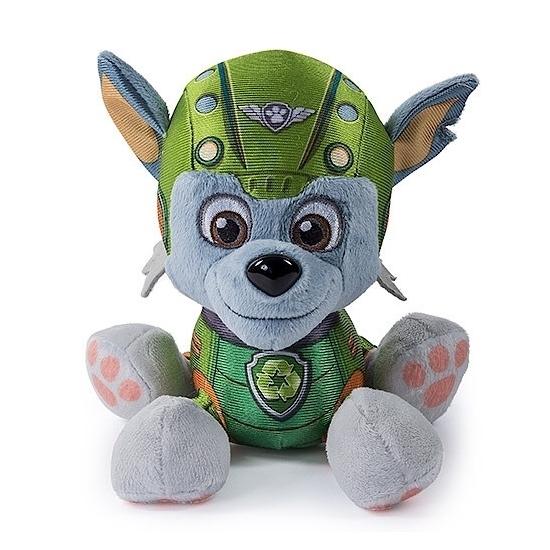 Groene Paw Patrol knuffel 15 cm Nickelodeon