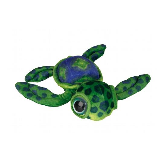 Groene schildpadden knuffels