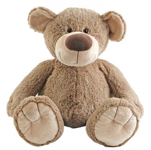 Grote Bella knuffelbeer staand 100 cm