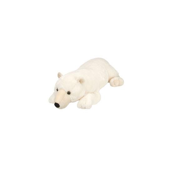 Grote ijsberen knuffels 76 cm