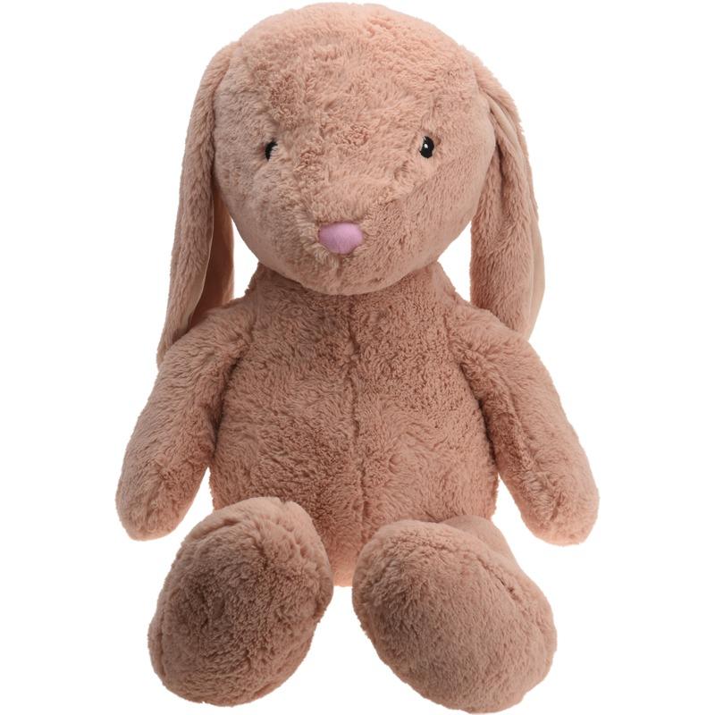 Grote pluche konijn/haas knuffel van 95 cm