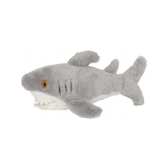 Haai knuffeldieren 15 cm