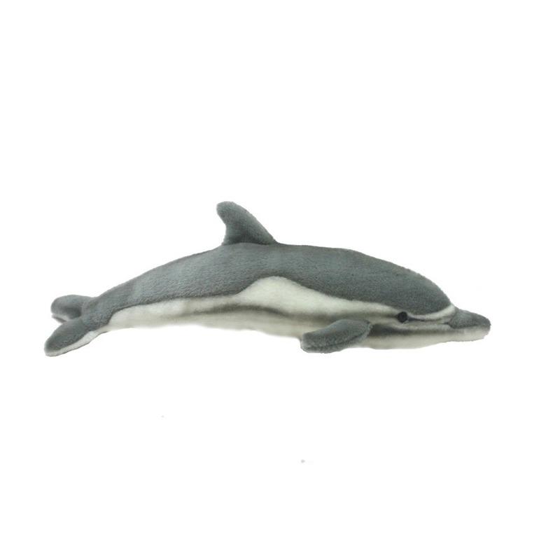 Hansa pluche dolfijn knuffel 40 cm
