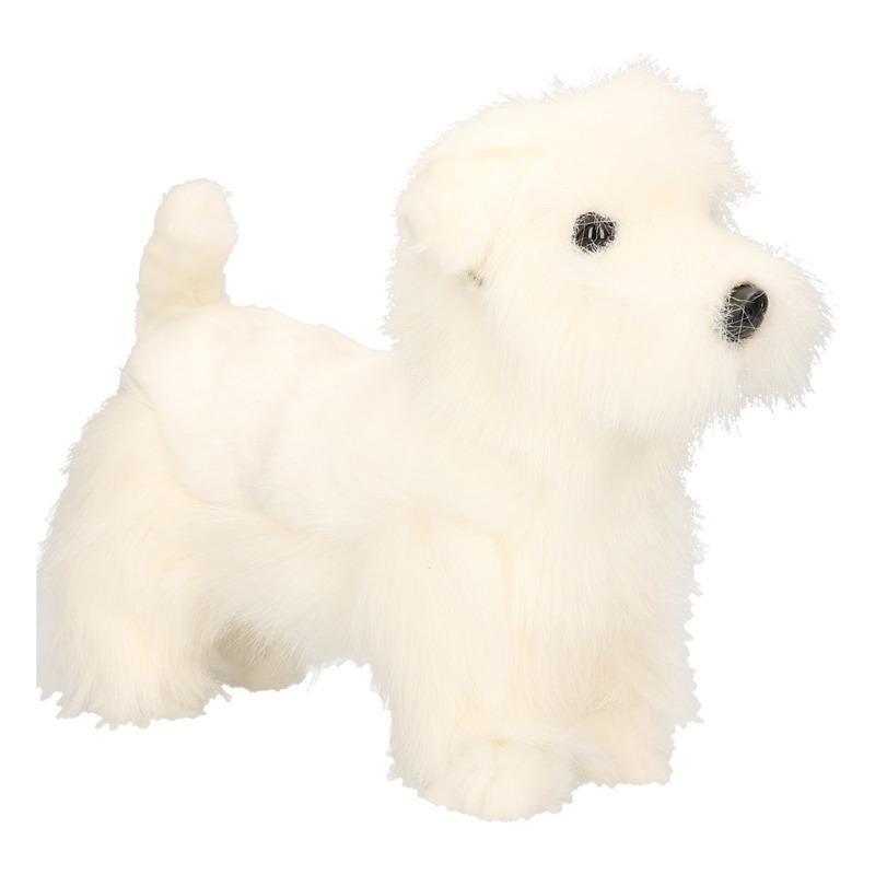 Hansa pluche West Highland Terrier knuffel 26 cm