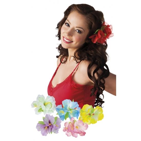 Geen Hawaii bloem clip Hawaii feestartikelen