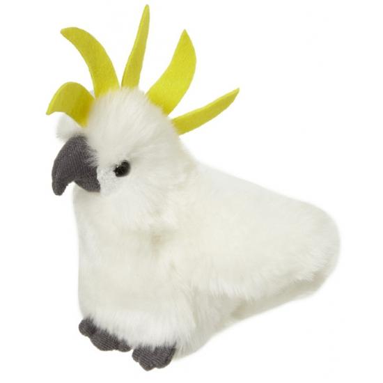 Kakatoe knuffel speelgoed