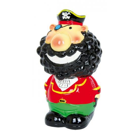 Speelgoed diversen Kapitein piraat spaarpot