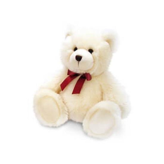 Keel Toys grote pluche beer knuffel Harry beige 50 cm