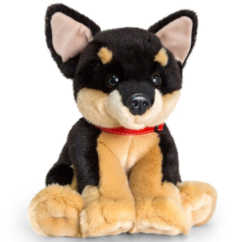 Keel Toys pluche Chihuahua hond knuffel 35 cm