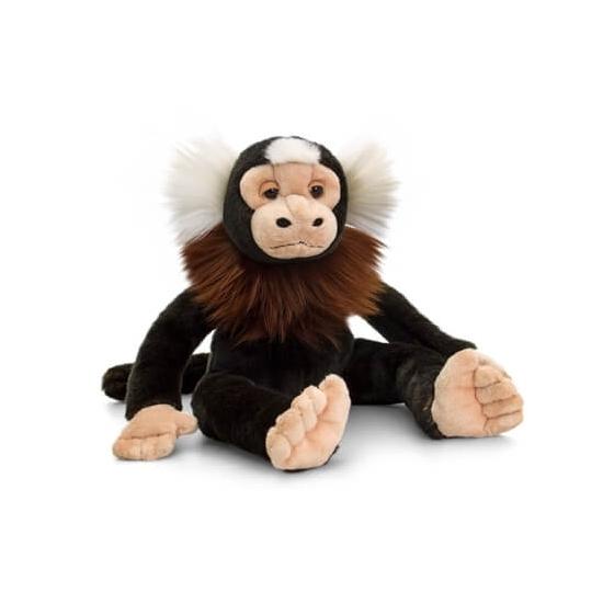 Keel Toys pluche marmoset aap knuffel 30 cm