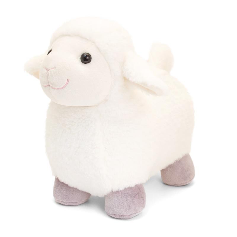 Keel Toys pluche schaap knuffel 20 cm