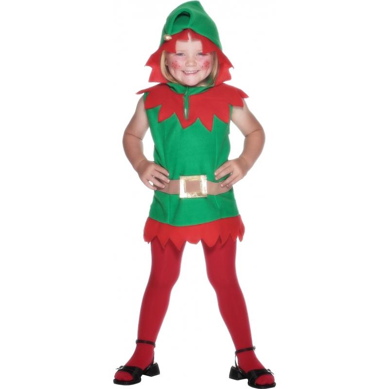 Kerst Kostuum Elvenmeisje