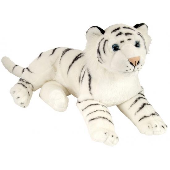 Kinder knuffel tijger 30 cm