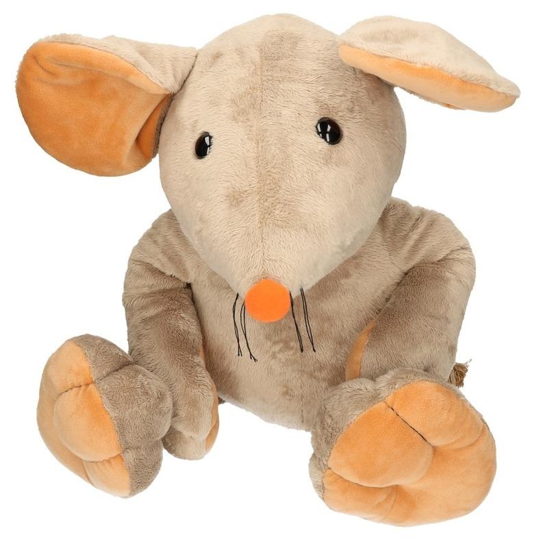 Knaagdieren knuffel muis 58 cm