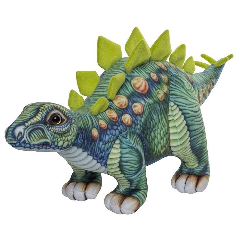 Knuffel dinosaurus Stegosaurus 47 cm