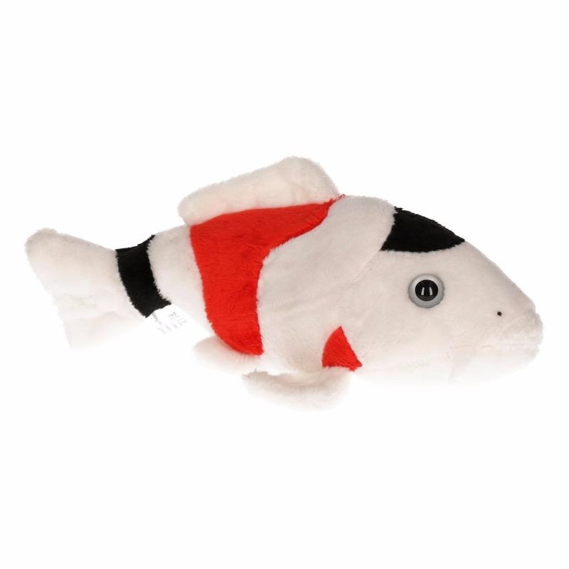 Knuffel koi vissen 22 cm