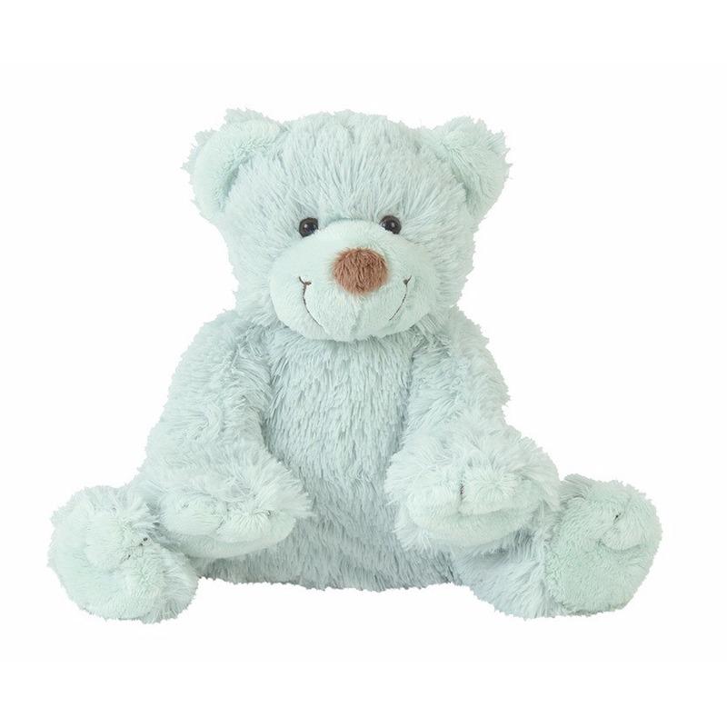 Knuffelberen Boogy mintgroen 24 cm