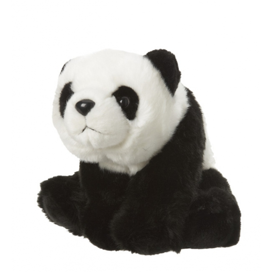 Knuffeldier panda 22 cm